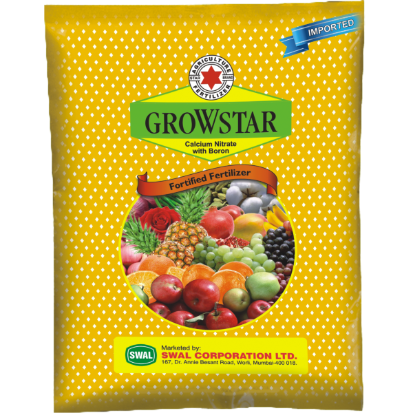 GROWSTAR (CN with Boron)