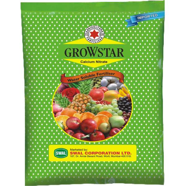 GROWSTAR (Calcium Nitrate)